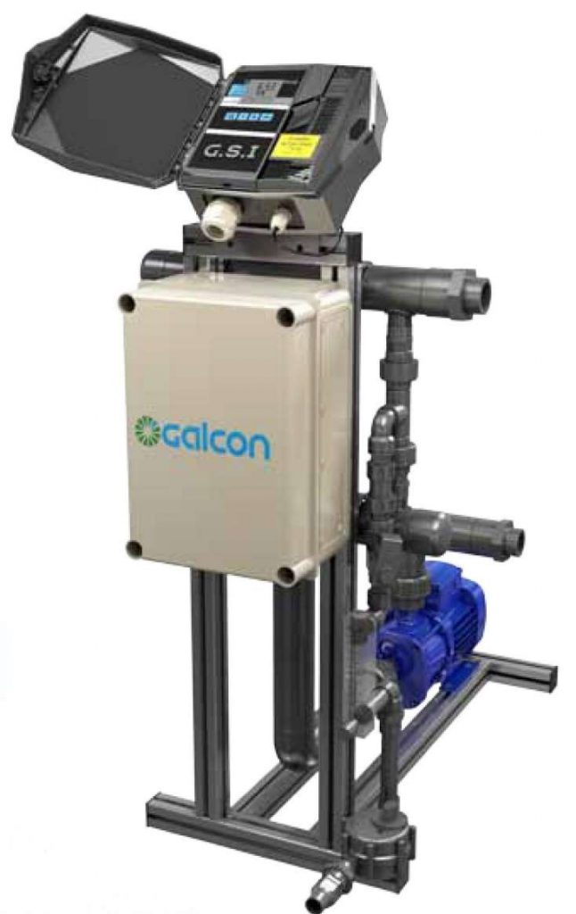 Galcon Fertigation Unit