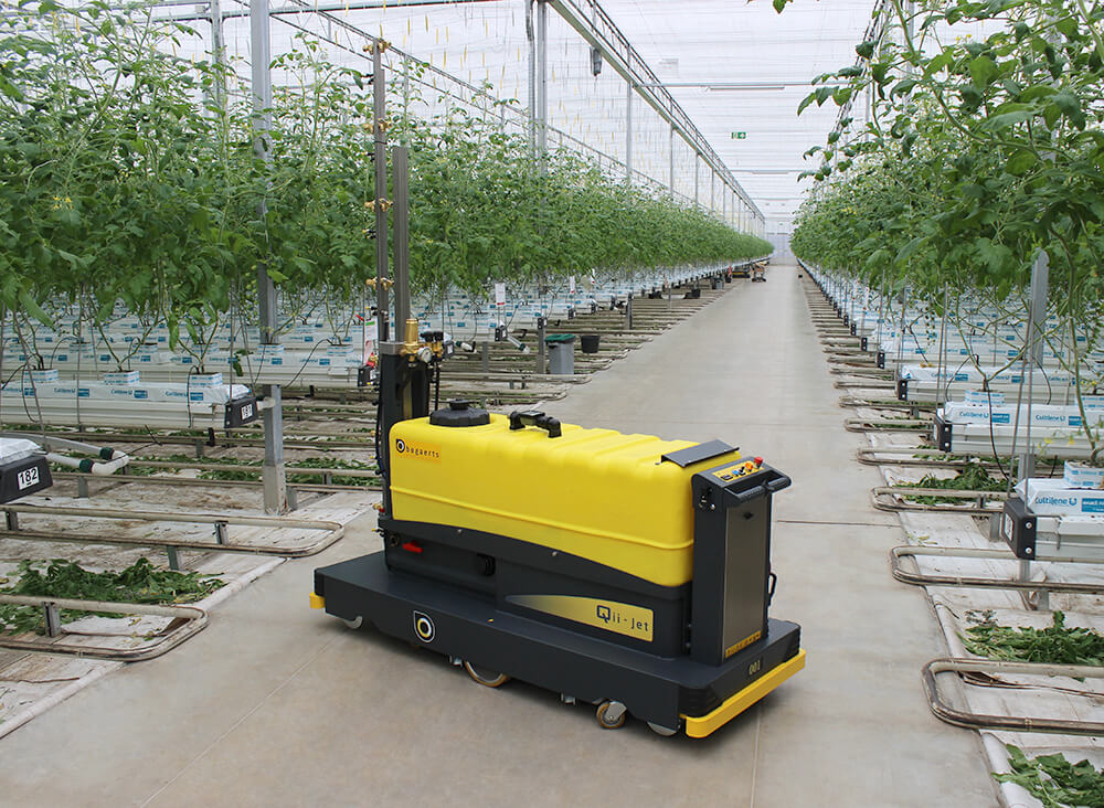 Qii-Jet TAV Crop Protection Sprayer